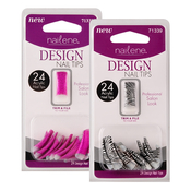 Nailene Design 24 Acrylic Nail Tips