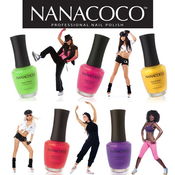 NANACOCO Dancing With Color Nail Polish