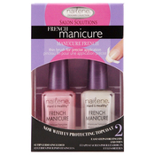 Nailene French Manicure with UV Protection Top Coat