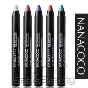 NANACOCO Jumbo Eye AMP; Lip Pencil