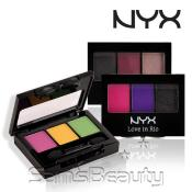 NYX Love in Rio Eye Shadow Palette