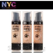 NYC New York Color Long Lasting Smooth Skin Foundation