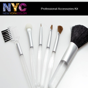 NYC New York Color On Location Professional Accessories Kit
