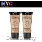 NYC New York Color Skin Foundation Matching