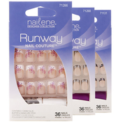 Nailene Runway Nail Couture 36 Nails 18 Sizes