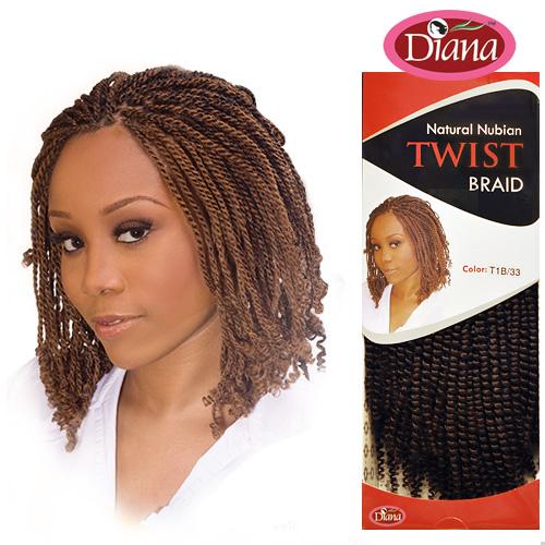 Diana Nubian Twist Naffy Braid Hair Hairstylegalleries Com