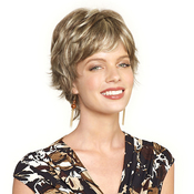 Noriko Synthetic Hair Monofilament Wig Tia