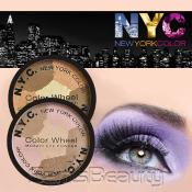 NYC New York Color Wheel Mosaic Eye Powder