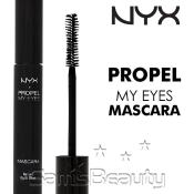 NYX Propel My Eyes MascaraJet Black