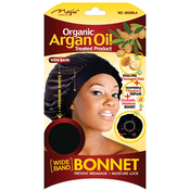 Organic Argan Oil Treated Product Bonnet