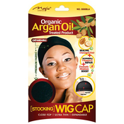 Organic Argan Oil Treated Product Stocking Wig Cap