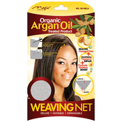 Organic Argan Oil Treated Product Weaving Net