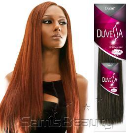 Remi Human Hair Weave Outre Duvessa Yaki Samsbeauty