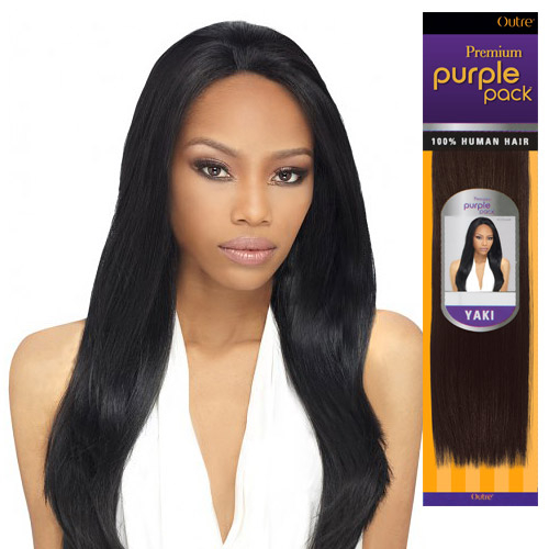How To Pack Weavon Hair Styles Outre Purple Pack Human