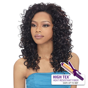 Synthetic Hair Half Wig OUTRE Quick Weave Bella