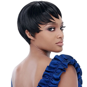Synthetic Hair Half Wig OUTRE Quick Weave Cap Diaz