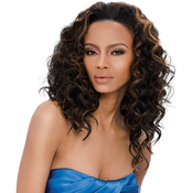 Synthetic Hair Half Wig OUTRE Quick Weave Kenya