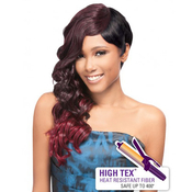 Outre Synthetic Hair Half Wig Quick Weave Complete Cap Sassy Cut