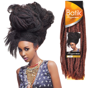 OUTRE Synthetic Hair Braids Batik Reggae Braid
