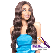 OUTRE Synthetic Lace Front Wig Ruby