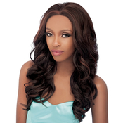 Synthetic Lace Front Wig OUTRE Peaches