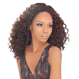 Human Hair Premium Mix Weave Outre Sol Deep Wave