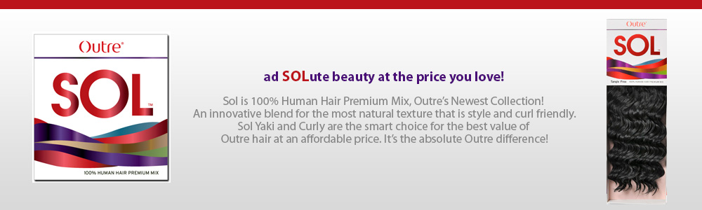 Outre Sol Yaki Weave 100 Human Hair Premium Mix Review