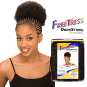 Synthetic Draw String Ponytail Freetress Afro 5