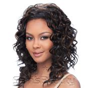 Synthetic Hair Half Wig Its A Wig Paula Iron Friendly