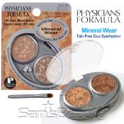 PHYSICIANS FORMULA Mineral Wear TalcFree Duo Eyeshadow