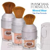PHYSICIANS FORMULA Mineral Wear TalcFree Formula Powder