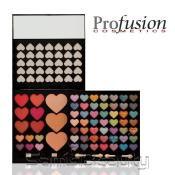 Profusion Heart to Heart Makeup Kit