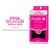 Indian Remi Human Hair Weave JBS Pink Diamond Petit 8