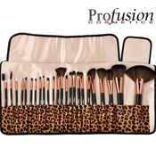PROFUSION Professional Make Up Brush 24pcs Set