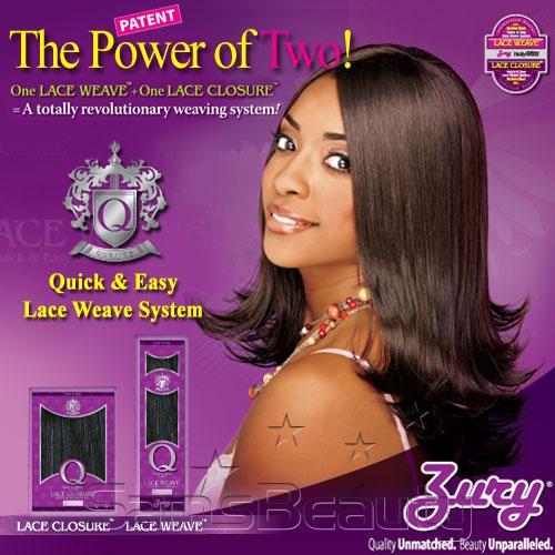 Zury Q Lace Weave Human Hair 106