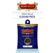 Remy Blue Virgin Remy Human Hair Weave Closure