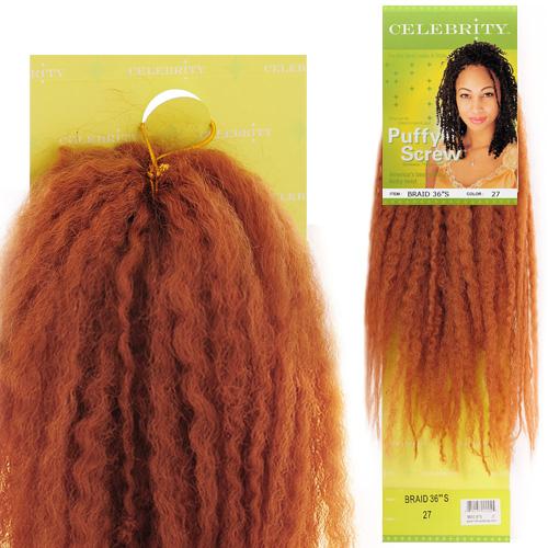 Afro Kinky Braid & Bulk / Marley Dread Braid (SYNTHETIC HAIR)
