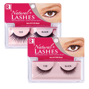 Response 100 Human Hair Natural  LASHES