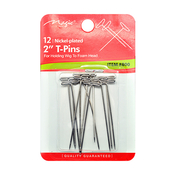Magic Collection TPins for Holding Wig to Foam Head 12pcs