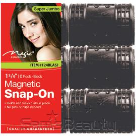Magnetic Snap On Rollers Samsbeauty