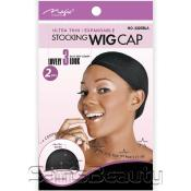 Ultra Thin AMP; Expandable Stocking Wig Cap