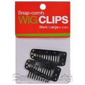 SnapComb Wig Clips Large