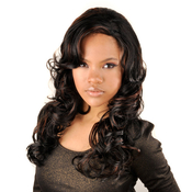 Roma Lee Synthetic Hair Half Wig Mary