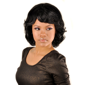 Roma Lee Synthetic Hair Wig Mono Fluffy
