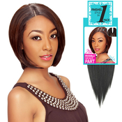 Royal YesOne Remy Human Hair Weave Invisible Weave Part Closure