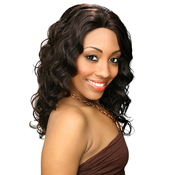 Hollywood Sis Remy Human Lace Front Wig Ashanti