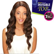 Royal Zury Synthetic Hair Wig Sis Invisible Top Part IVDios Egyptian Wave