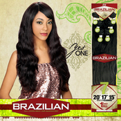 Royal Zury Unprocessed Brazilian Remy Human Hair Weave YesOne Straight 7Pcs