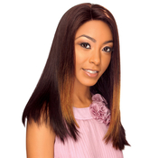 Synthetic Chiffon Double Lace Front Wig Hollywood Sister Wig CHFallon