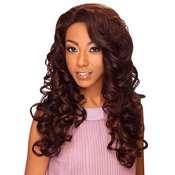 Synthetic Chiffon Double Lace Front Wig Hollywood Sister Wig CHMisha
